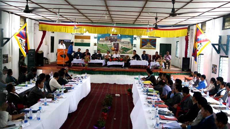 15th Annual Conference of Tibetan Co-operatives at Miao